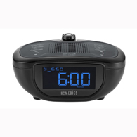 HoMedics SS-5075 Sleep Solutions Projection Clock Radio w/ SoundSpa