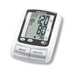 Homedics BPA 060 Automatic Blood Pressure Monitor