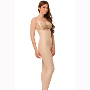 Isavela BS08 Stage 2 Body Suit With Suspenders Ankle Length