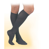 Jobst Activa Mens Firm Knee High Dress Socks-20-30 mmHg
