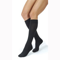 Jobst Activewear Closed Toe Knee High Socks-15-20 mmHg-Full Calf