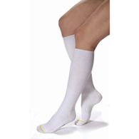 Jobst Athletic Closed Toe Knee High Socks-8-15 mmHg