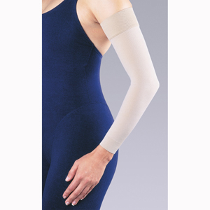 Jobst Bella Lite 20-30 mmHg-Regular Armsleeves with Silicone Band