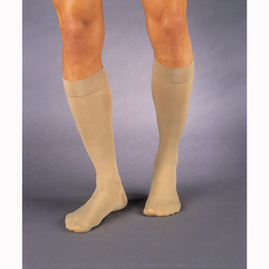 Jobst Relief Knee High Closed Toe Socks-30-40 mmHg