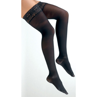 Jobst Soft Fit Thigh High Closed Toe Lace Stockings-20-30 mmHg