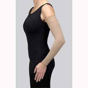 Jobst Bella Strong 20-30 mmHg Regular Armsleeves with Silicone Band