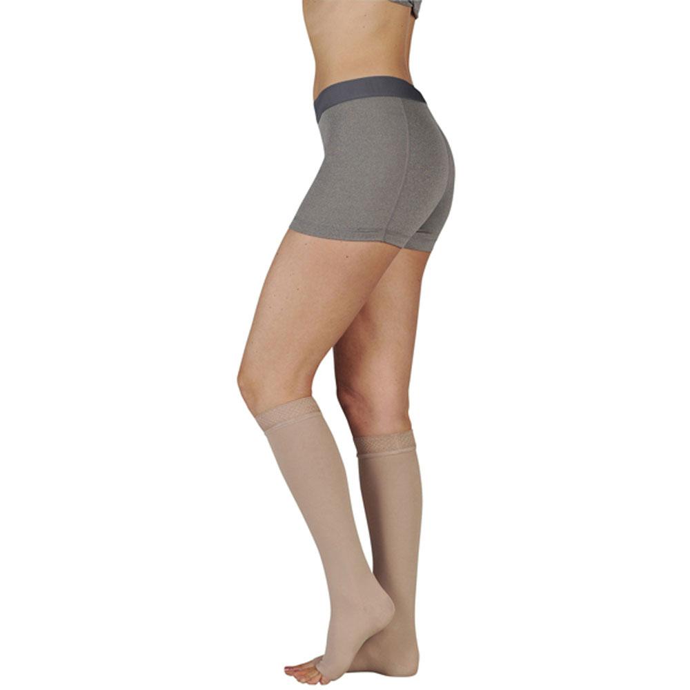 Juzo 2002 30-40 mmHg Soft Short Knee High Stocking