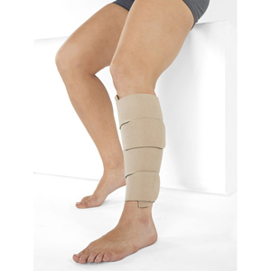 Juzo 6000 20-60 mmHg Compression Wrap-Calf Segment-Long
