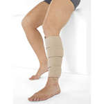 Juzo 6000 20-60 mmHg Compression Wrap-Calf Segment-Regular-Extra Large