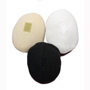 Softee by Ladies First Poly-Fil Breast Forms w/ Velcro