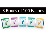 MHC EasyTouch Twist Lancets-3 Boxes of 100