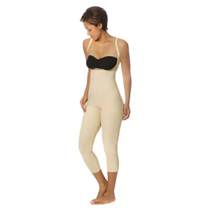 3fd5eec0bc0ca Marena Recovery SFBHM2 Knee-Length Girdle w  High-Back-Step 2