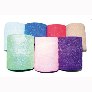 McKesson 16-4202 Medi-Pak Latex Performance Cohesive Bandage-36/Case