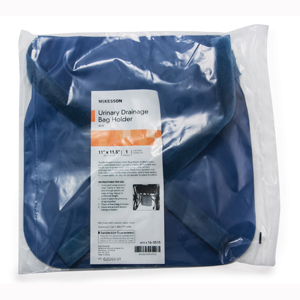 McKesson 16-5515 Medi-Pak Urinary Drainage Bag Holder-50/Case