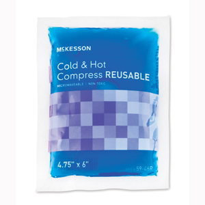McKesson 59-46R Medi-Pak Performance Reusable Hot/Cold Pack-24/Case