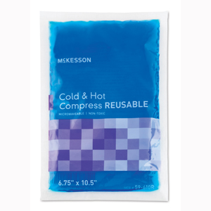 McKesson 59-610R Medi-Pak Performance Reusable Hot/Cold Pack-24/Case
