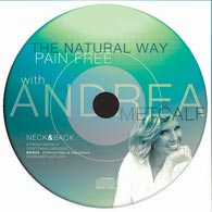 Pain Free for Neck and Back Pain by Andrea Metcalf