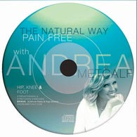 Pain Free for Hip, Knee, & Foot Pain by Andrea Metcalf