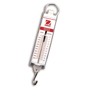 Ohaus 8001 Pull Spring Scales