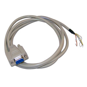 Ohaus 80500552 PC 9-Pin RS232 Cable for Indicators