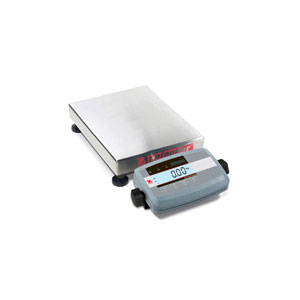 Ohaus Defender 5000 Rectangular Low Profile Precision Bench Scales