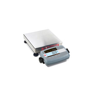 Ohaus Defender 5000 Square Low Profile Precision Bench Scales