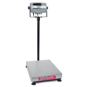 Ohaus Defender 5000 Rectangular Standard Level Bench Scales