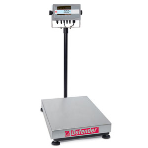 Ohaus Defender 5000X Xtreme Standard Rectangular Bench Scales