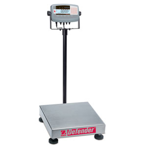 Ohaus Defender 7000 Square Level Precision Bench Scales