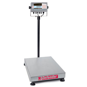 Ohaus Defender 7000X Xtreme Rectangular Precision Bench Scales