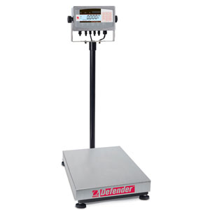 Ohaus Defender 7000XW Advanced Xtreme Square Washdown Scales