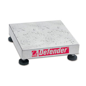 Ohaus Defender Square Washdown Bases