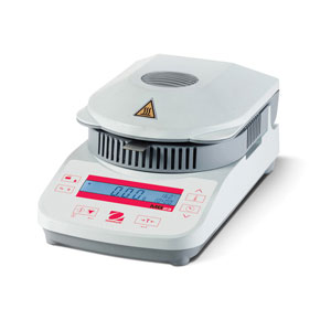 Ohaus MB23 Moisture Analyzer with Infrared Heating-110 g Capacity