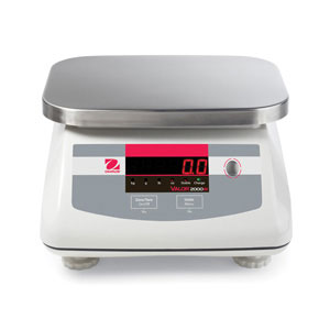 Ohaus V22PW Valor 2000 Rapid-Response Food Scales