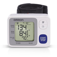 Omron BP629N 3 Series Automatic Wrist Blood Pressure Monitor