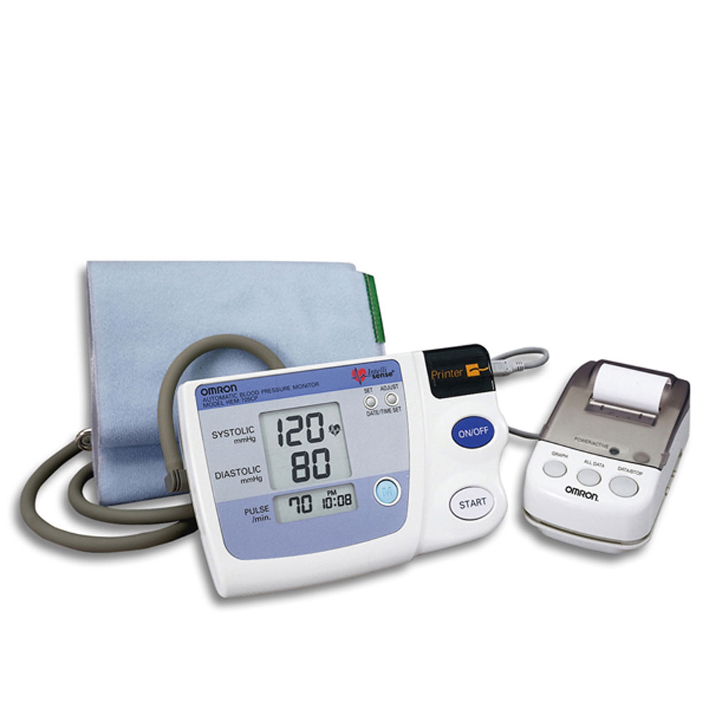 Omron Hem Tensimeter Jpn1 Blood Pressure Monitor 705cp Digital Automatic Inflation