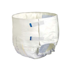 Select 2620 Disposable Briefs-Small-100/Case