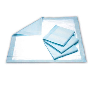 "Select 2717 22"" x 30"" Contemporary Underpads-150/Case"