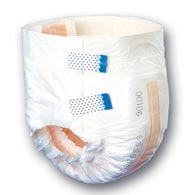 Tranquility SlimLine Disposable Diaper Briefs-Case Quantities