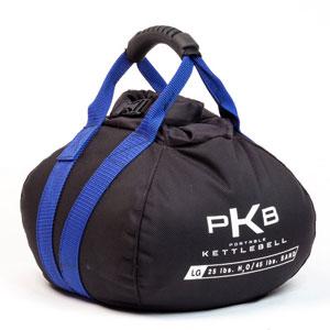 Pkb portable kettlebell sandbag 45 lb 20 kg wholesale point for Fillable kettlebell