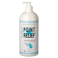 Point Relief ColdSpot Lotion-32 oz Gel Pumps