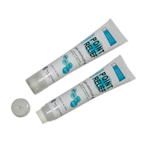 Point Relief ColdSpot Lotion-Gel Hands-Free Applicator Tubes-4 oz