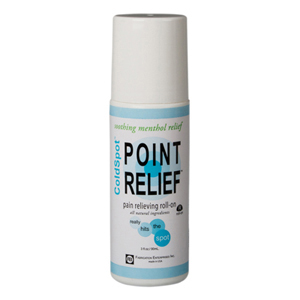 Point Relief ColdSpot Lotion-Roll-on Bottles-3 oz