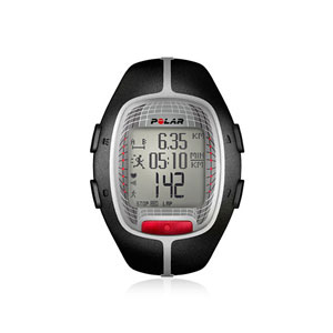 Polar RS300X Black Running Heart Rate Monitor-90052054