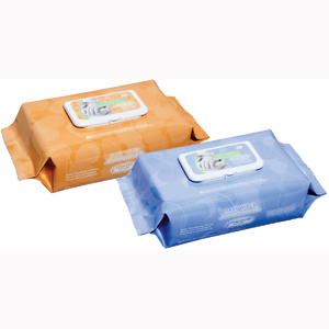 Professional Disposables M233XT Nice 'N CleanSolo Bath Wipe-960/Case