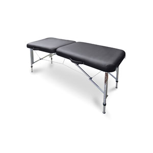 Proteam 7650-751 Portable Treatment/Sideline Table-Black