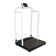 Rice Lake 250-10-2 Bariatric Handrail Scale (168350)