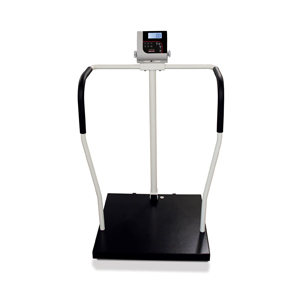 Rice Lake 260-10-1 Bariatric Handrail Scale (170139)