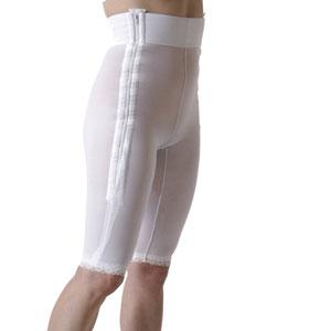 Rainey Wl1 Ak Lower Body Compression W Zippers Above Knee