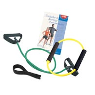 SPRI 05-58639 (FFT-LR) Fit For Travel-Beginner (Light Resistance) Band